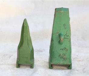 建三江斗齿类铸造系列
