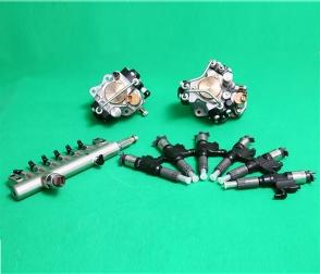 电喷油泵、共轨、喷油嘴总成